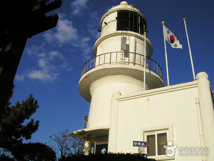 Sokcho Lighthouse Ob...