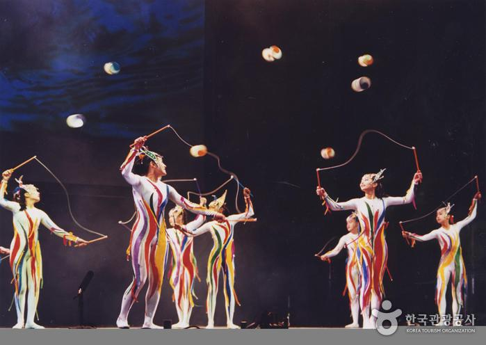 Chuncheon International Mime Festival (춘천 국제마임축제)