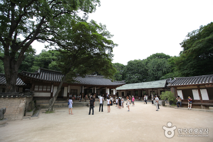 Changdeokgung Palace and Huwon (창덕궁과 후원) [UNESCO World Heritage]