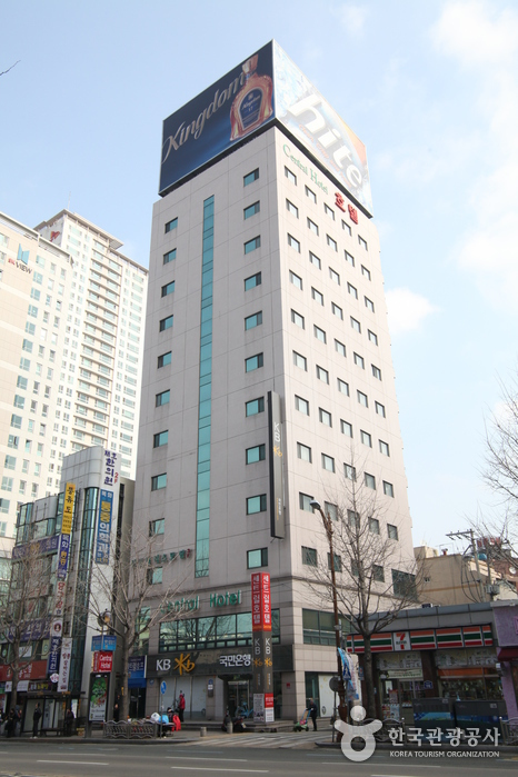 Busan Central Hotel - Goodstay (부산센트럴호텔)