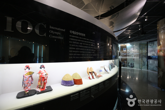 Seoul Olympic Museum (서울올림픽기념관)