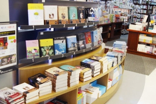 Youngpoong Bookstore  (YP Books) - Jongno Branch (main store) (영풍문고-종로점)