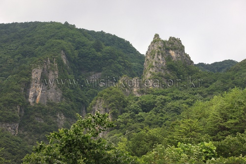 Deokhangsan Mountain...