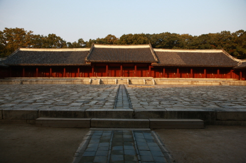 Jongmyo Shrine [UNES...
