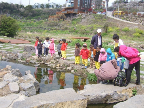 Seogwipo Yerae Ecological Village & Park (서귀포 예래생태공원 & 마을)