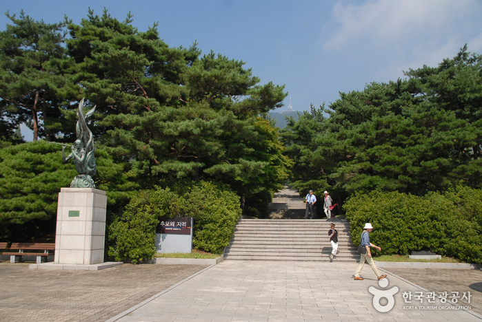 The Independence Hall of Korea (독립기념관)