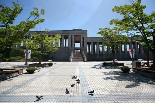 The War Memorial of Korea (전쟁기념관)