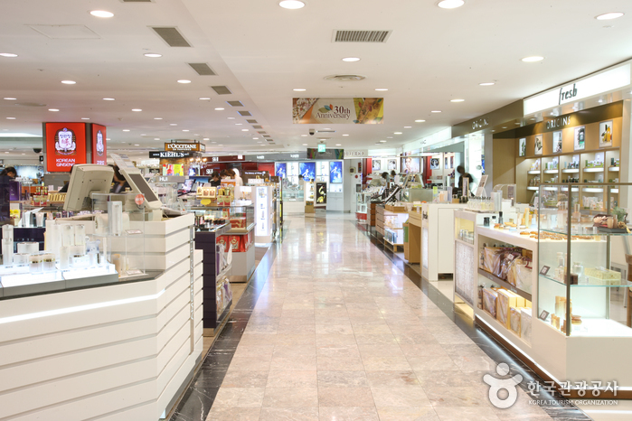 Lotte Duty Free Shop - Lotte World Branch (롯데면세점 (월드점))