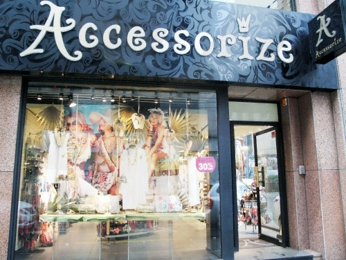 Accessorize - Apgujeong Rodeo Branch (액세서라이즈-로데오점)
