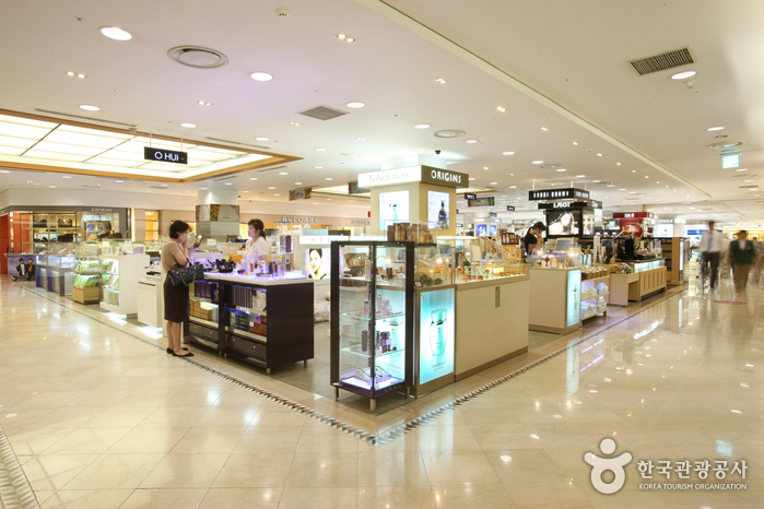 Lotte Duty Free Shop - Busan Branch (롯데면세점 - 부산점)