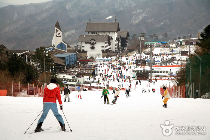 Deogyusan Ski Resort