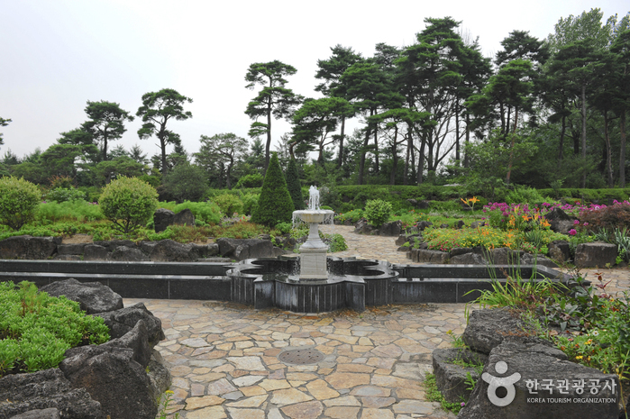 The Botanical Garden BCJ (Byeokchoji) (벽초지문화수목원)