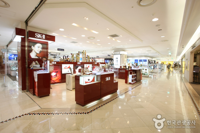 Lotte Duty Free Shop - Busan Branch (롯데면세점 (부산점))