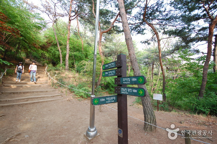 Achasanseong Fortress (아차산성)