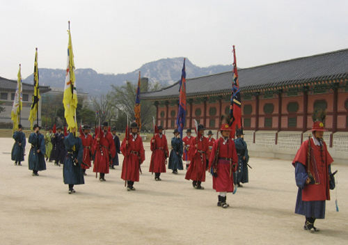 Changing of the Royal Guards Ceremony