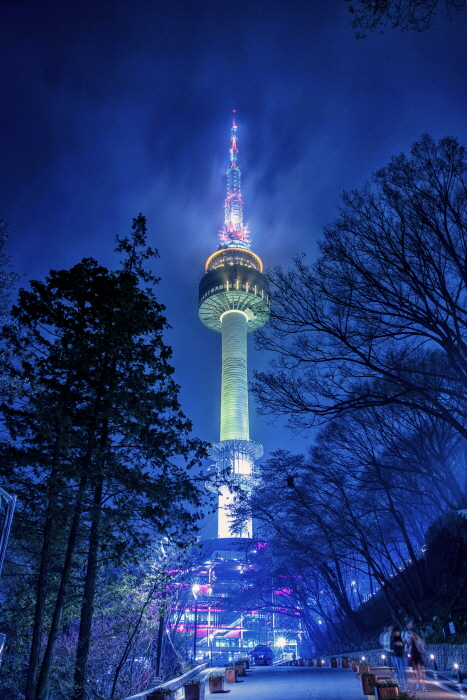 N Seoul Tower Cable Car Price