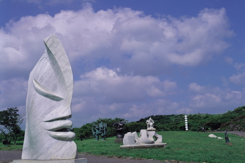 Jeju Sculpture Park (제주조각공원)