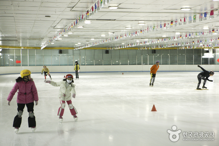Bundang Olympic Sports Center Ice Skating Rink