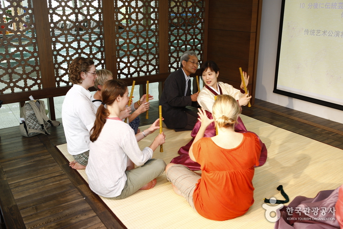 Incheon Airport Traditional Culture Workshops (인천공항 전통문화체험관)