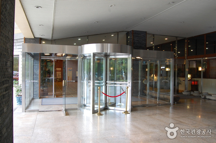 Temporarily closed: Hotel Concorde (경주콩코드호텔)