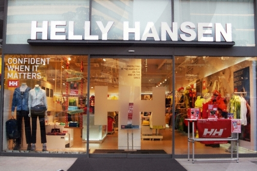 Helly Hansen - Gangnam Branch