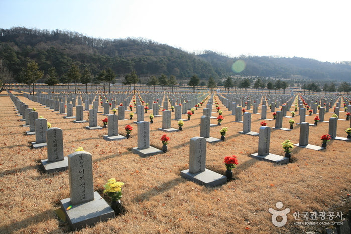 Seoul National Cemetery (국립서울현충원)