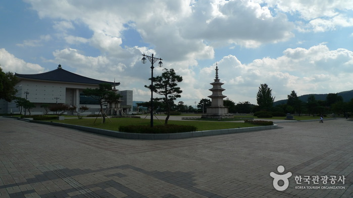Gyeongju National Museum (국립경주박물관)