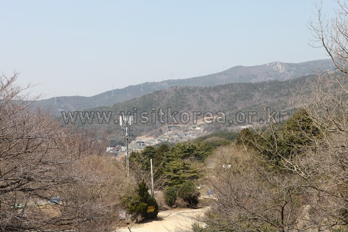 Geumjeongsan Mountain (금정산)