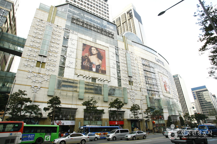 Lotte Department Store - Main Branch (롯데백화점 (에비뉴엘 본점))