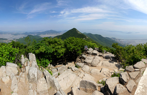 Manisan Mountain (마니산)