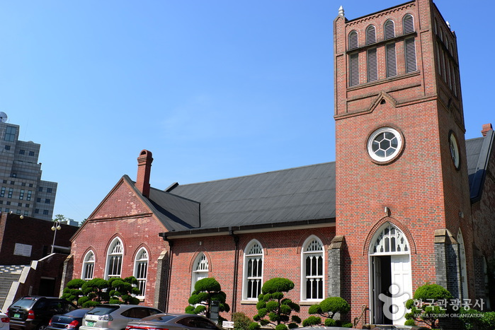 Chungdong First Methodist Church (서울 정동교회)