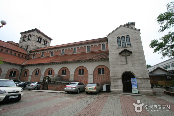 Seoul Cathedral Anglican Church or Korea (대한성공회 서울주교좌성당)