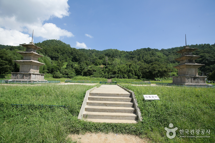 Gameunsaji (Gameunsa Temple Site) (감은사지)