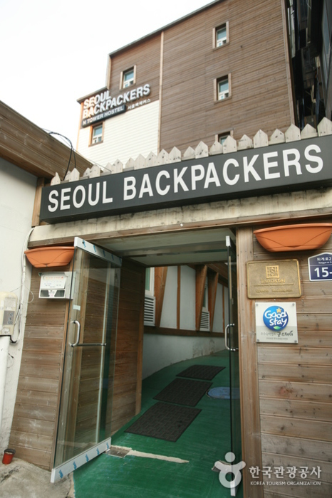 Seoul Backpackers Hostel - Goodstay (서울백팩커스)