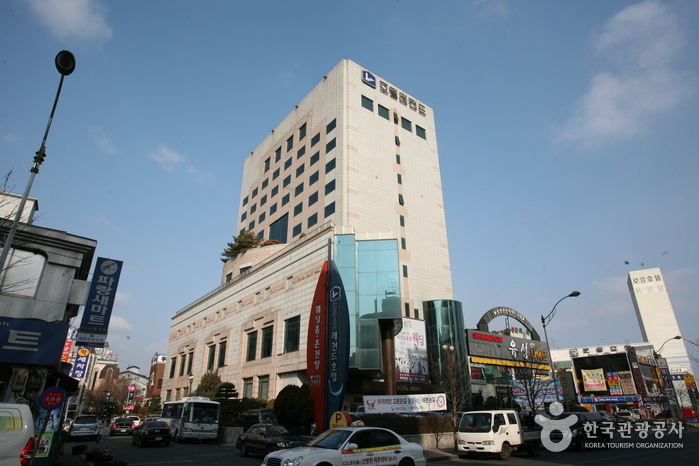 Best Western Legend Hotel (레전드호텔)