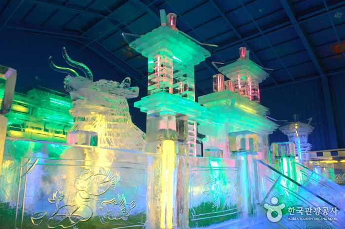 Hwacheon Sancheoneo (Mount Trout) Ice Festival (얼음나라 화천 산천어축제)