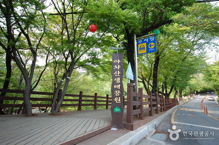 Achasan Mountain Ecological Park (아차산생태공원)