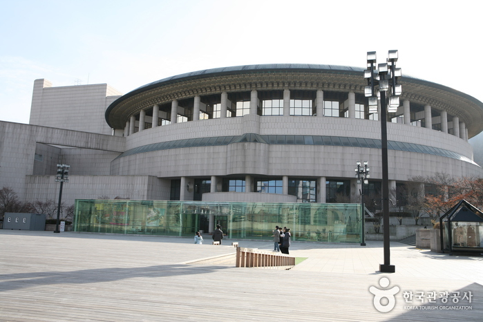 National Gugak Center (국립국악원)