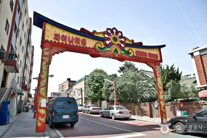 Incheon Chinatown (인...