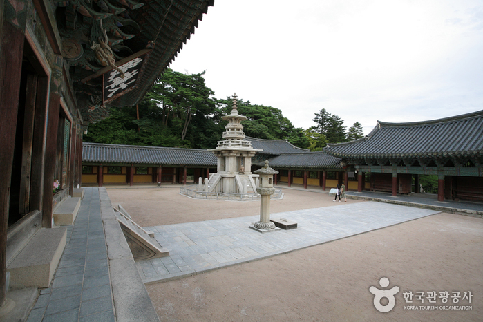 Bulguksa Temple [UNESCO World Heritage] (불국사)