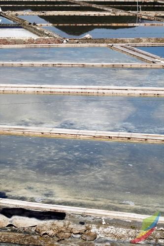Gomso Salt Field (곰소염전)