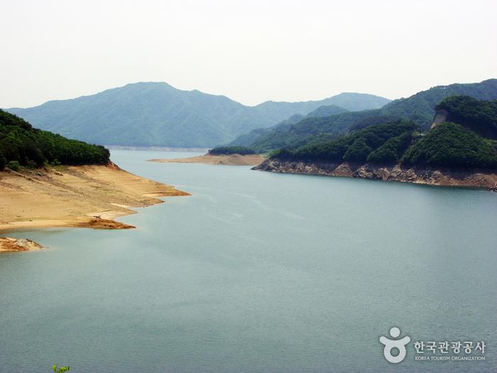 Soyangho Lake (Yanggu Section) (소양호-양구)