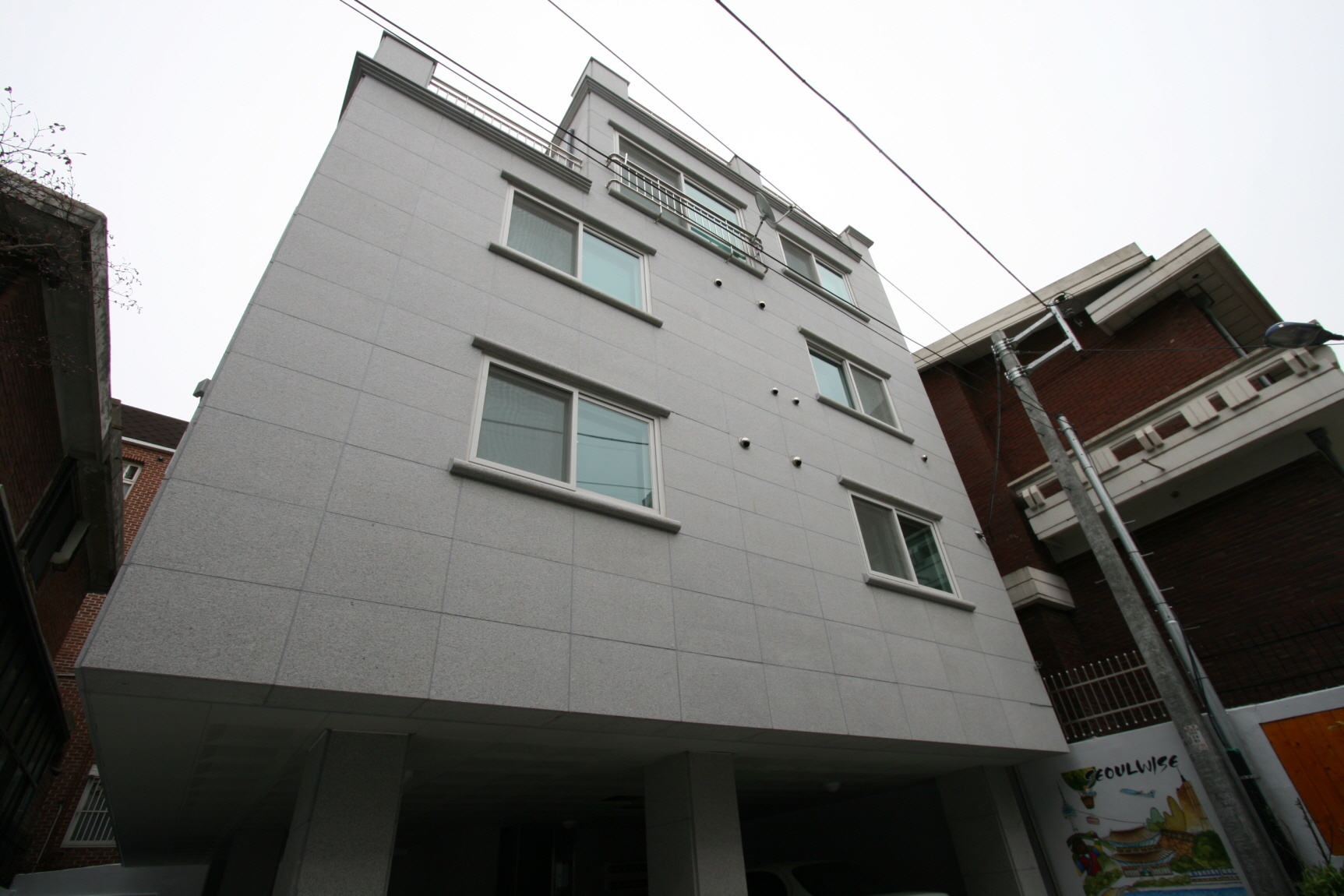 Seoulwise Guesthouse (Seoulwise Guesthouse)