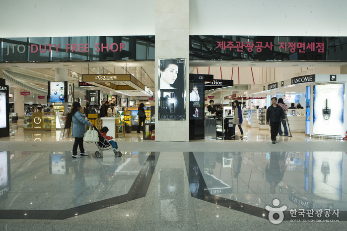 Jeju Tourism Organization Duty Free Shop (제주관광공사 지정면세점)