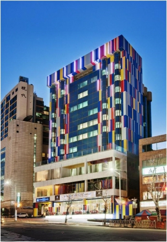 IP Boutique Hotel (IP 부티크호텔)