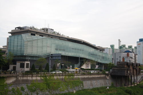 Cheonggyecheon Museum (청계천문화관)