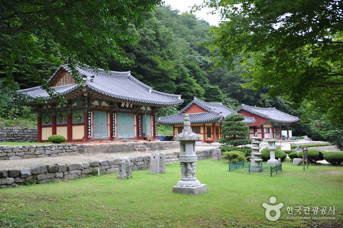 Gangcheonsa Temple (강천사)