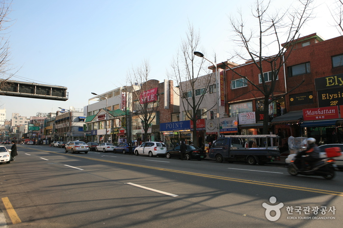 Itaewon Special Tourist Zone (이태원 관광특구)