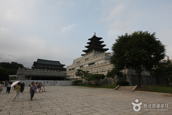National Folk Museum of Korea (국립민속박물관)