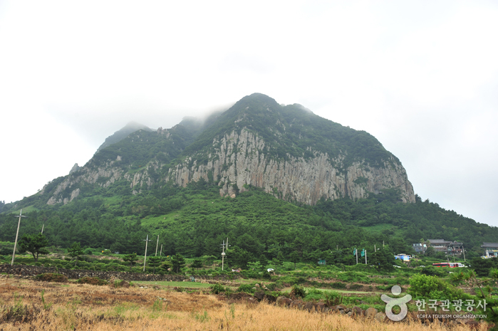 Sanbangsan Mountain (산방산)